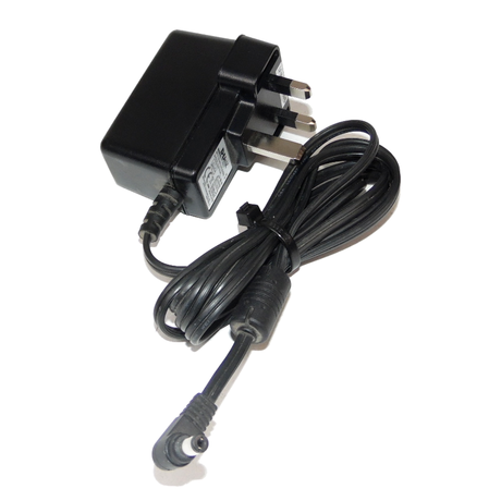 D-Link AF1805-C 5VDC 2.5A 12W UK AC Adapter with Barrel Connector Thumbnail 1
