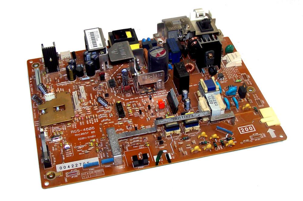 HP RG5-4606 LaserJet 1100 220V/240V Engine Control Board ECB | RH1-0837