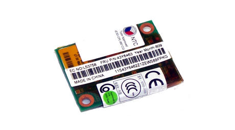 Lenovo 43Y6462 ThinkPad T500 W500 56K Modem Card | FRU 43Y6463