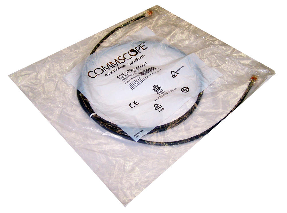 Systimax CPC3392-03D007 7' Grey Modular Patch Cable
