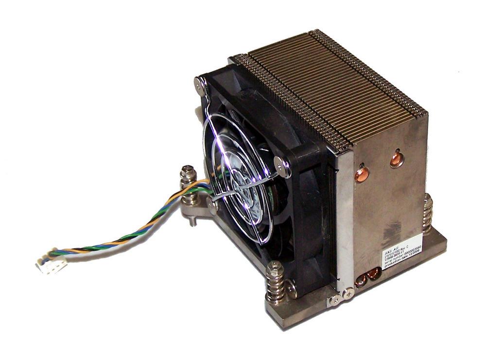 Fujitsu V26898-B856-V1 Esprimo E5625 SFF Socket AM2 CPU Heatsink and Fan