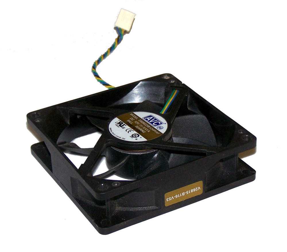 Fujitsu V26815-B116-V53 Esprimo E5625 SFF 12VDC 0.41A Case Fan | DS09225B12HPFAF