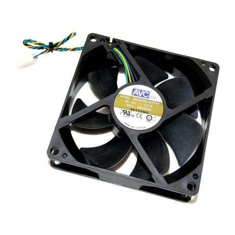 Fujitsu V26815-B116-V53 Esprimo E5625 SFF 12VDC 0.41A Case Fan | DS09225B12HPFAF Thumbnail 3
