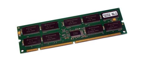 Dataram DTM60093 128MB EDO ECC 50ns Gold 168-Pin RAM Memory Module
