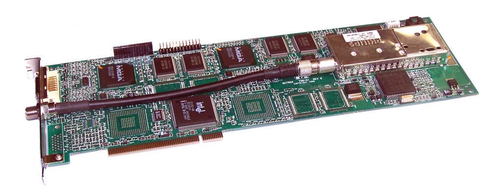 Matrox G+/DUALP/UK Dual Head G100 PCI Graphics Card