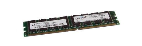 Crucial CT3264Z265.8T3 (256MB DDR PC2100U 266MHz DIMM 184-pin) Memory Module