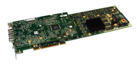 OptiBase BPC1865A + BPC1882A  PCI MovieMaker MPEG9000 Card