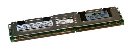 HP 398706-051 Samsung M395T2953EZ4-CE65 1GB PC2-5300F CL5 Server FB-DIMM
