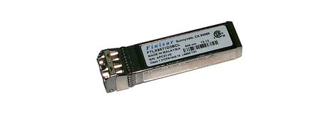 Finisar FTLX8571D3BCL 10Gb SFP 850nm GBIC Multimode Transceiver Thumbnail 1