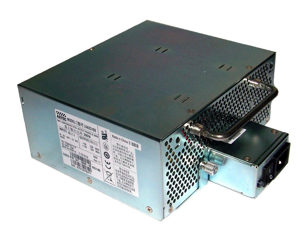 Cisco 341-0090-02 3845 300W AC Power Supply [Astec AA23160]