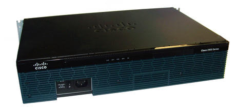 Cisco 2911 Integrated Services 2U Router 2911/K9 | Rack Mount Ears Inc