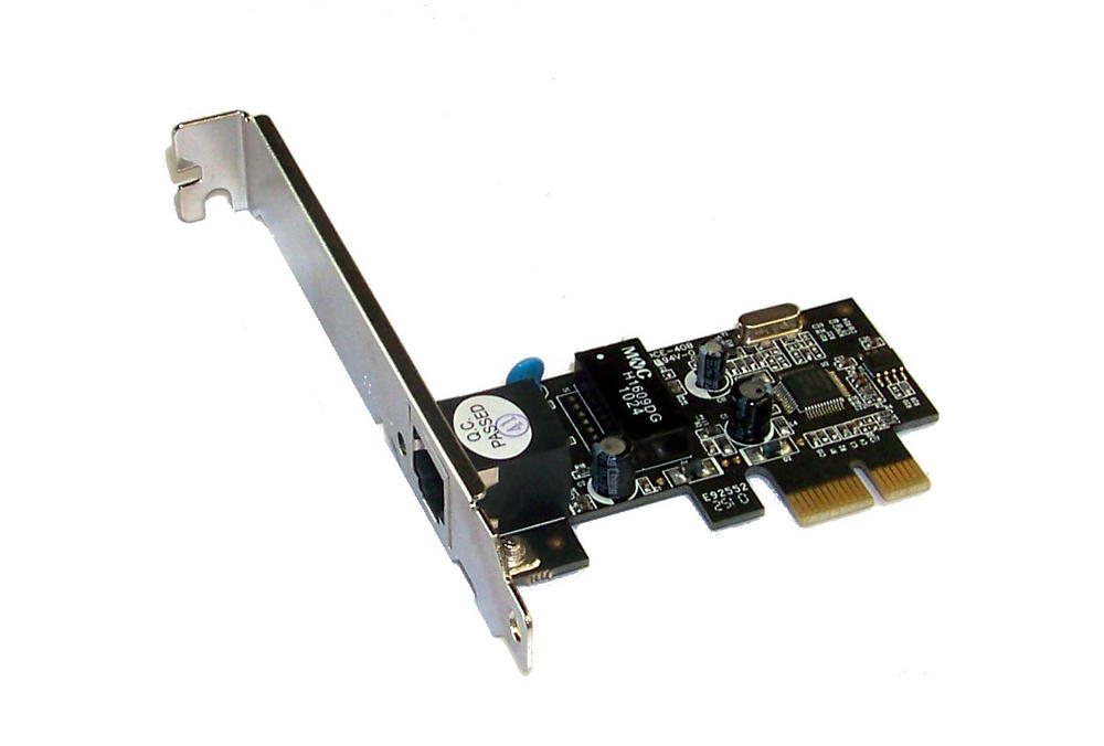 StarTech PEX100S PCIe x1 1-Port 10/100 Ethernet Card RJ45 | Std Profile Bracket
