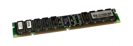 Compaq 228468-001 32MB EDO ECC 60ns Gold 168-Pin DIMM 18-Chip Memory Module
