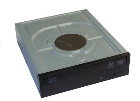 HP 575781-801 Black Bezel SATA H/H DVD DL Recorder Drive | SW820 SPS 690418-001 Thumbnail 1