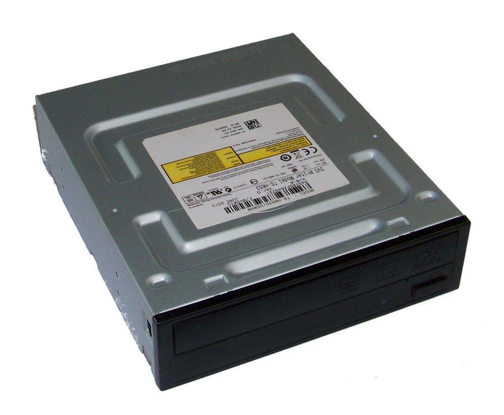 Dell D5PV2 SATA H/H DVD-RW Drive with Black Bezel  Model TS-H653G | 0D5PV2
