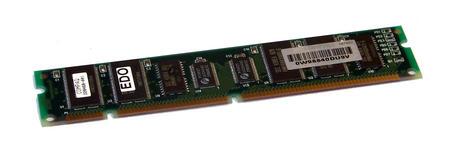 Compaq 228468-001 32MB EDO ECC 60ns Gold 168-Pin DIMM 4-Chip Memory Module