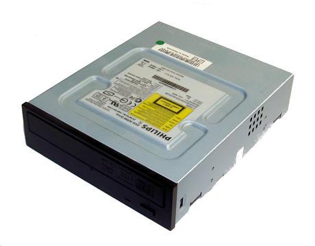Dell M9753 ATA H/H DVD-RW Drive with Black Bezel   Model DVD8701/96   0M9753 Thumbnail 1