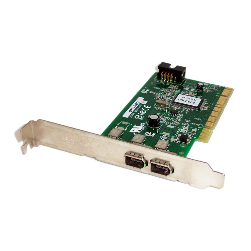 Dell F4582 Dimension 5150 Precision 450 PCI Firewire Card | AFW-2100