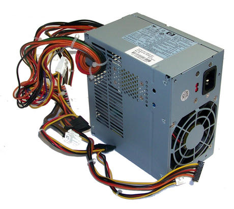 HP 404471-001 dc5700 MT Micro Tower 300W Power Supply | SPS 404795-001 PS-6301-9 Thumbnail 1
