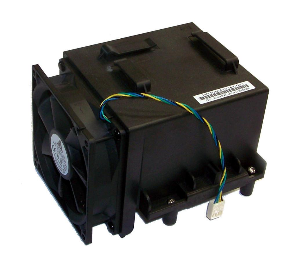 HP 410147-001 dc5700 Microtower MT LGA775 Processor Heatsink And Fan