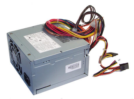 HP 469348-001 dc5800 MT Microtower 300W Power Supply | SPS 460880-001 Thumbnail 1