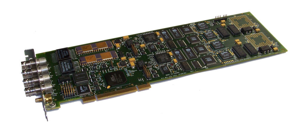 CAE MA374672.01.2.268 PCI-MIL-STD-15553 Serial Data Bus Card