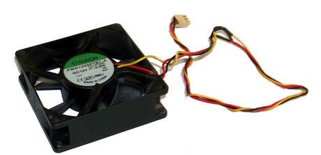 Sunon PMD1208PTB1-A(2).F.GN 12VDC 4.8W 80x25mm 3-wire Fan | 2510 34cm Thumbnail 1