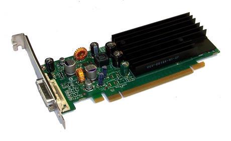 PNY VCQ4285NVS-PCIE Quadro NVS285 128MB PCIe Graphics Card | Standard Bracket Thumbnail 1
