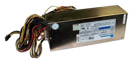 SevenTeam ST-550UAC-05G 550W 2U Power Supply Thumbnail 1