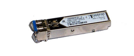 Champion One 1000SFP10-J GbE SFP 1310nm GBIC Transceiver 1000BASE-LX10 Thumbnail 1