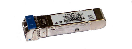 Level One GVT-0301 GbE SFP 1310nm 10km GBIC Transceiver 1000BASE-LX10