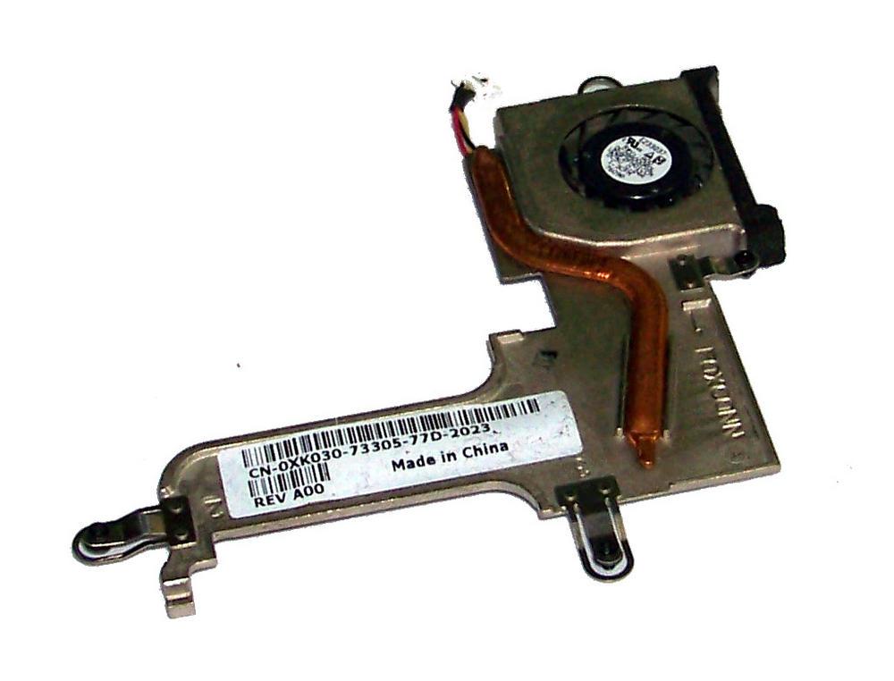 Dell XK030 Latitude D430 Heatsink and Fan | Panasonic UDQF2FH01CCM