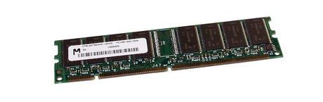 Micron MT8LSDT864AG-10CZ5 (64MB SDRAM PC100U 100MHz DIMM 168-pin) Memory Module