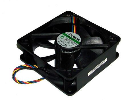 Dell YK550 OptiPlex 755 960 Model DCSM 12VDC 7.4W 120x38mm 4-Wire Fan | Sunon MF