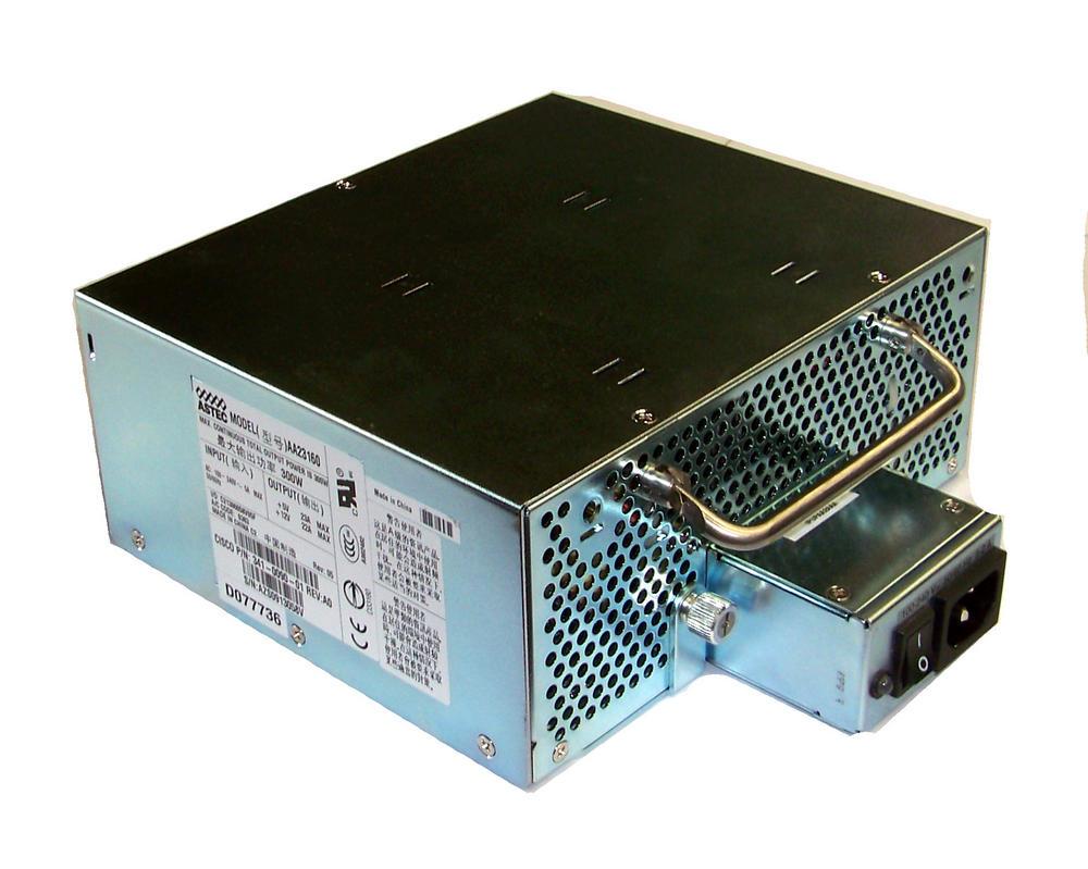 Cisco 341-0090-01 3845 300W AC Power Supply [Astec AA23160]