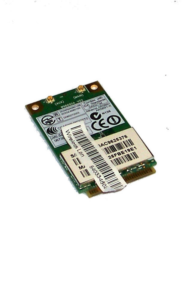 Atheros AR5B91 WLAN Mini PCIexpress Card 802.11a/b/g/n | WN6600A V02