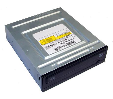 TSST SH-D163C/BEBE SATA H/H DVD-ROM Drive | Black Bezel SH-D163 RoHS Thumbnail 1