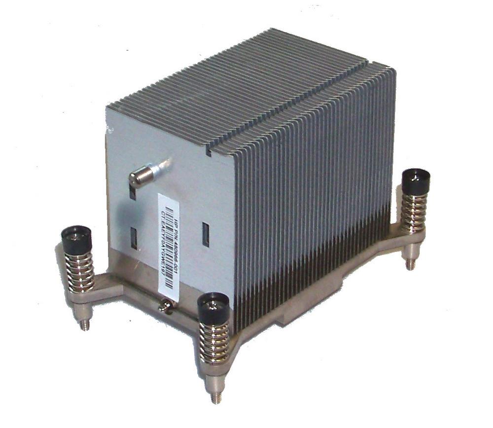 HP 480966-001 dc7900 CMT Convertible Mini Tower LGA775 Processor Heatsink
