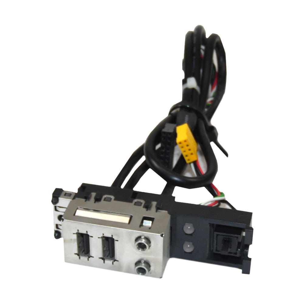 HP 442801-001 dc7800 dc7900 CMT Convertible Mini Tower Front I/O Assembly