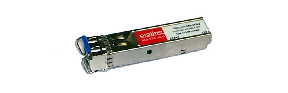 Proline GLC-LH-SM-CDW GbE SFP 1310nm GBIC Transceiver 1000BASE-LX10