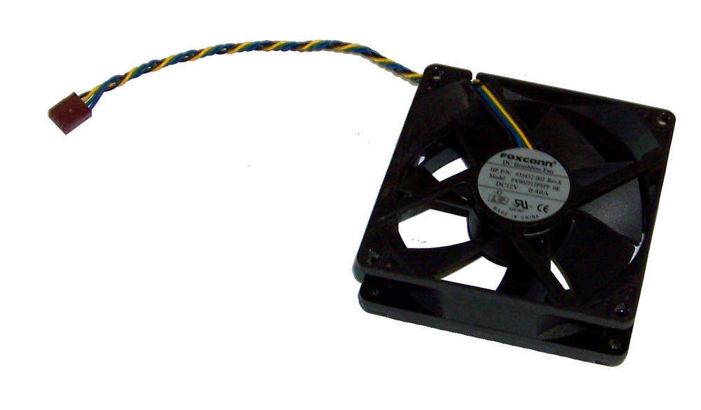 HP 435452-002 dc5750 SFF Small Form Factor Fan | Foxconn PV902512PSPF 0E