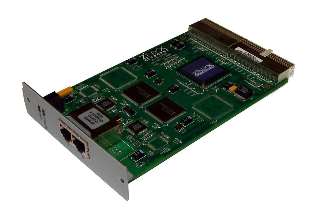 Nokia NIF-4108 IP330 IP2331 2-Port 10/100 Ethernet Module | ZNYX ZX422NOK-A2