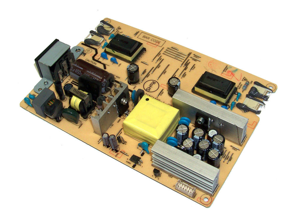 Sony 715G1499-1-GP SDM-S75F Monitor Power Supply and Inverter Board