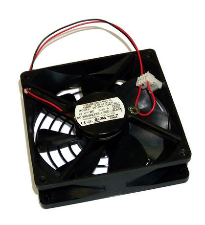 Compaq 103263-001 Evo W8000 12VDC 0.56A Rear Case Fan | Minebea 3610KL-04W-B67 Thumbnail 1