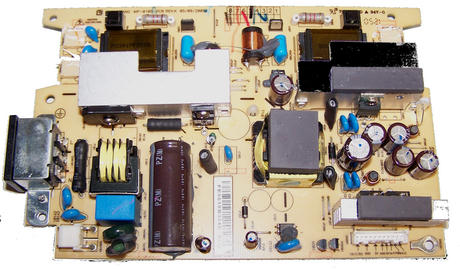 Lien Chang AIP-0105 PCB Monitor Power Supply and Inverter Board | Sony SDM-X75K Thumbnail 1