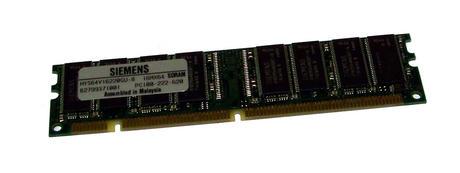 Infineon HYS64V16220GU-8 (128MB SDRAM PC100U 100MHz DIMM 168-pin) Memory Module