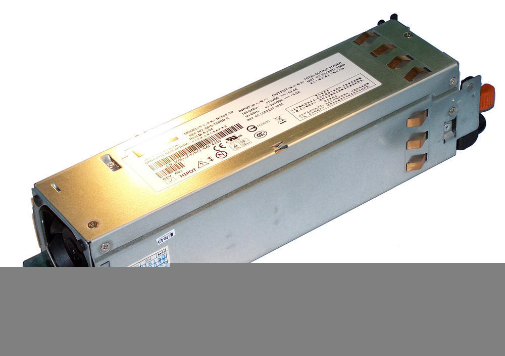 Dell Y8132 PowerEdge 2950 750W Redundant AC Power Supply | 0Y8132 Thumbnail 1