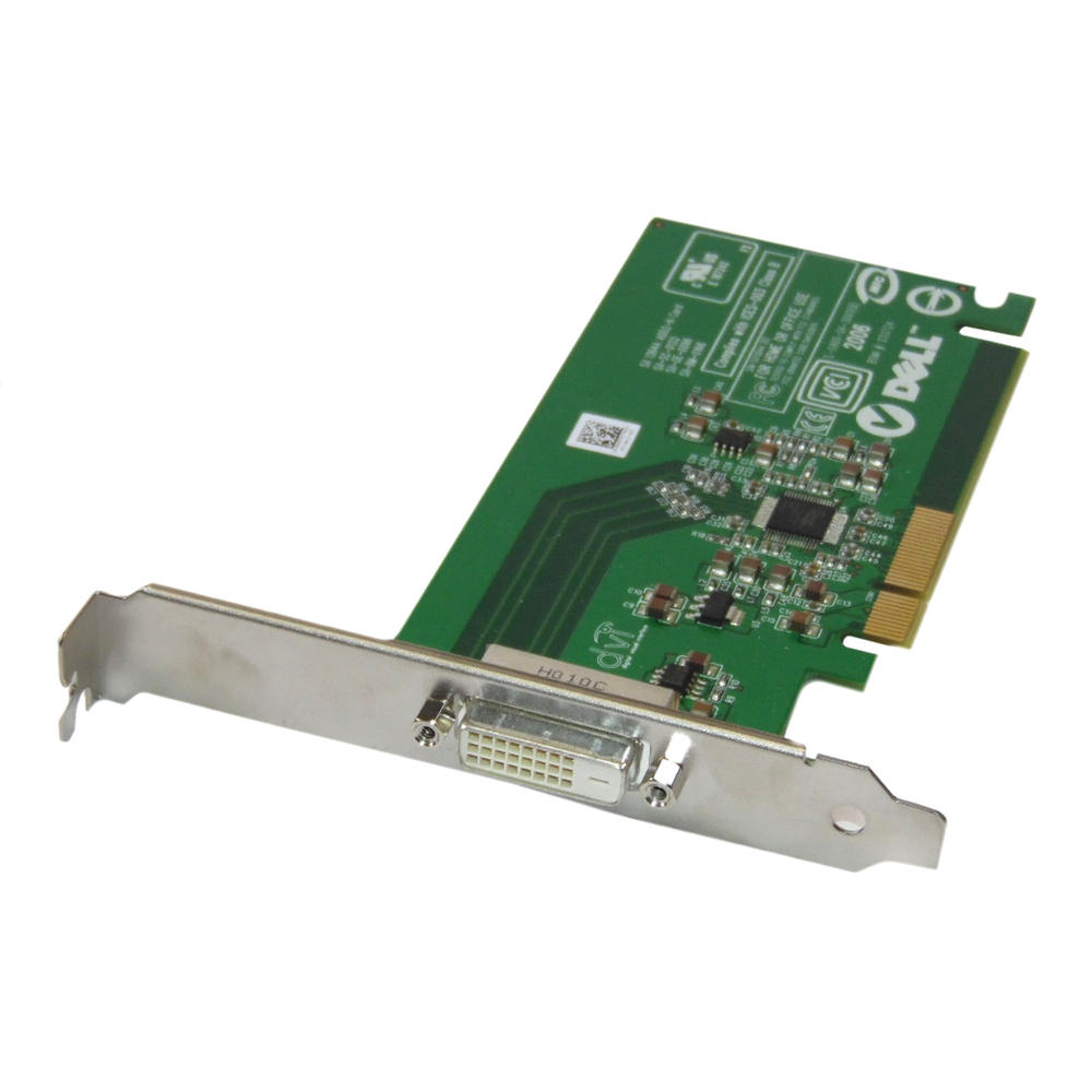 Dell KH276 ADD2-N DVI Port Card | Standard Profile Bracket