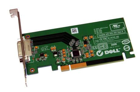 Dell KH276 ADD2-N DVI Port Card | Standard Profile Bracket Thumbnail 2