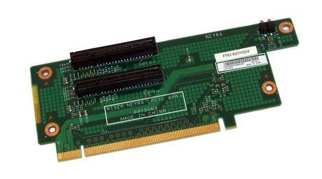 IBM 69Y5062 x3650 M3 7945 2x 8X-PCIe Riser Board | FRU 69Y4324